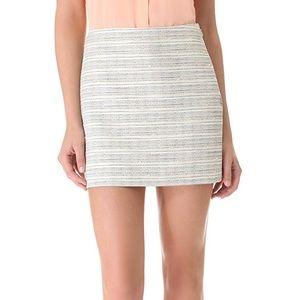 Club Monaco Tweed Mini Skirt 4